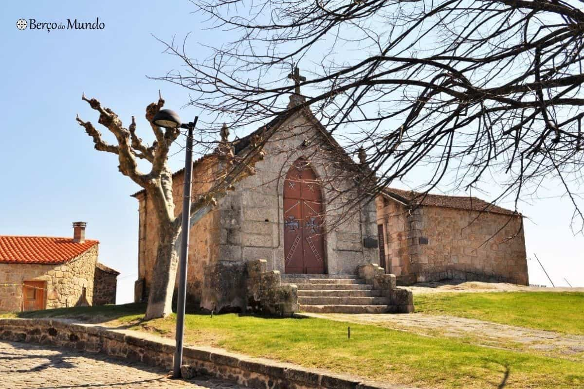 Panteão dos Cabrais na aldeia de Belmonte