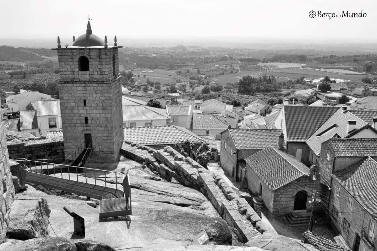 Castelo Novo  é uma das 12 aldeias históricas de Portugal