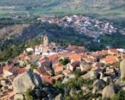 aldeia histórica de Monsanto