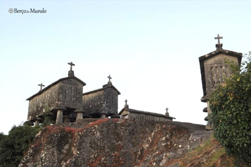 aldeia do Soajo, no Norte de Portugal