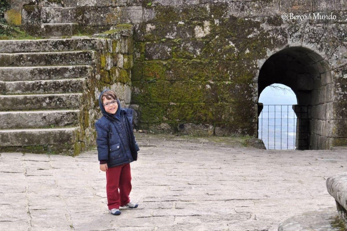 explorar castelos
