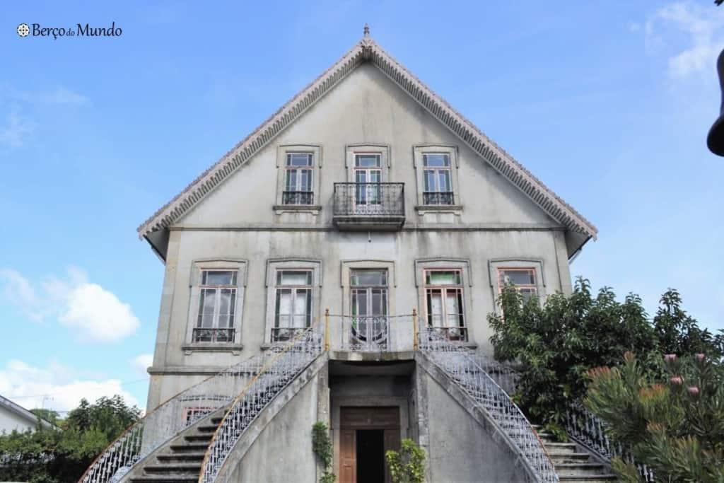 casa em Bitarães