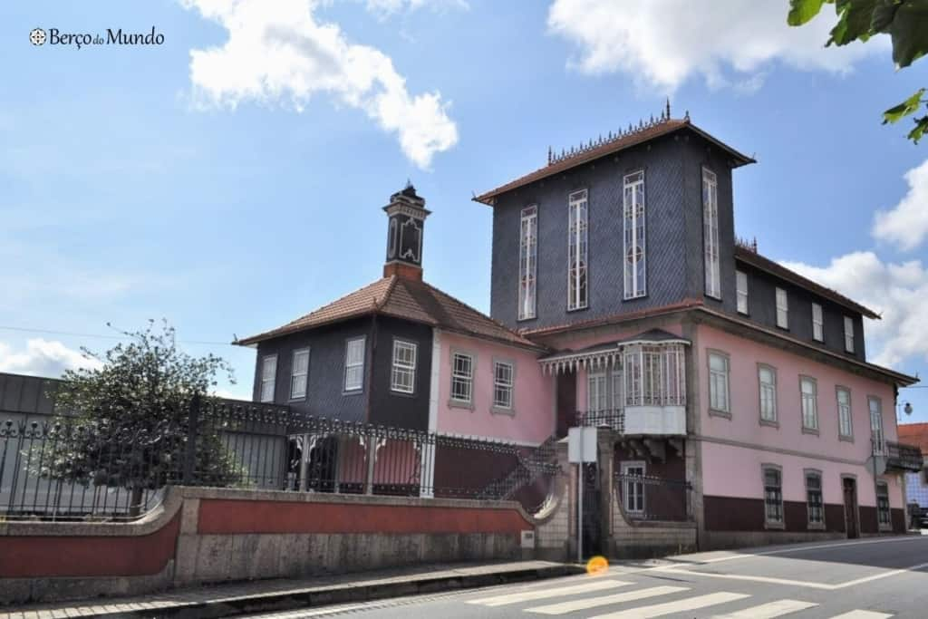 casa de brasileiro em Baltar
