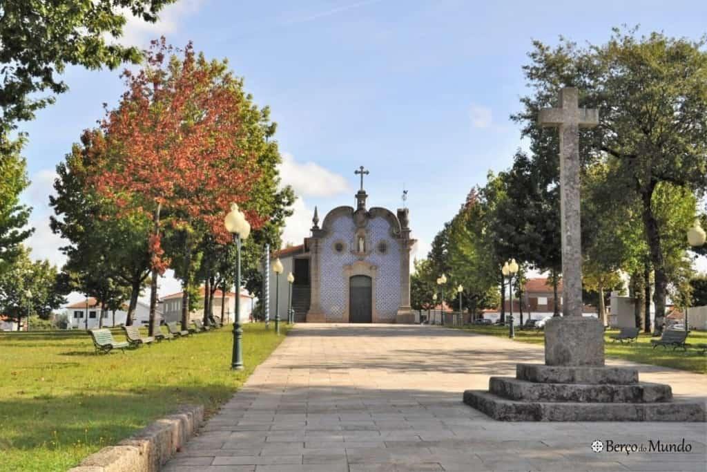 capela de N. Sra dos Chãos