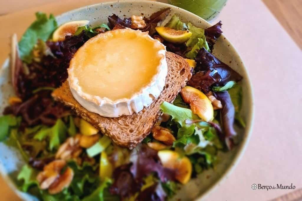 salada do Avocado