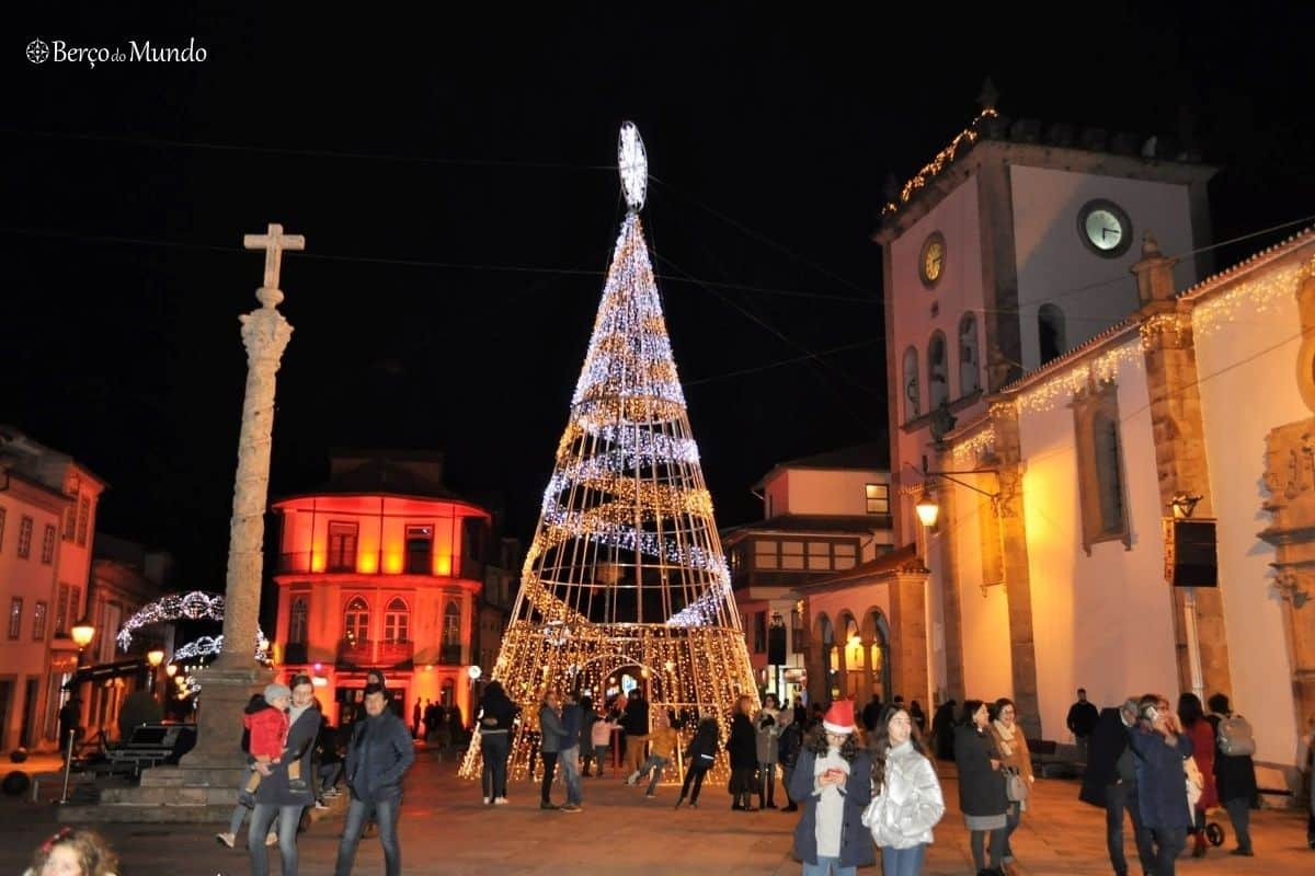 Natal em Portugal 2020