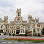 Roteiro em Madrid começa na Praça Cibeles