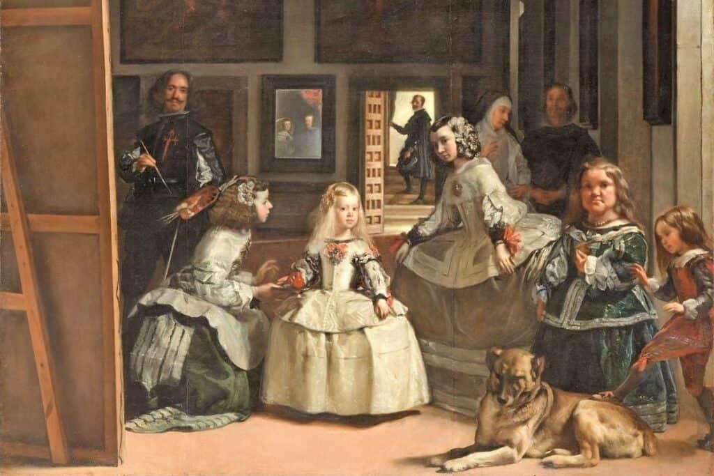 As Meninas de Velázquez