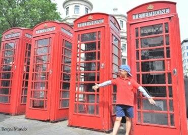 Londres com crianças: aventura na terra da rainha