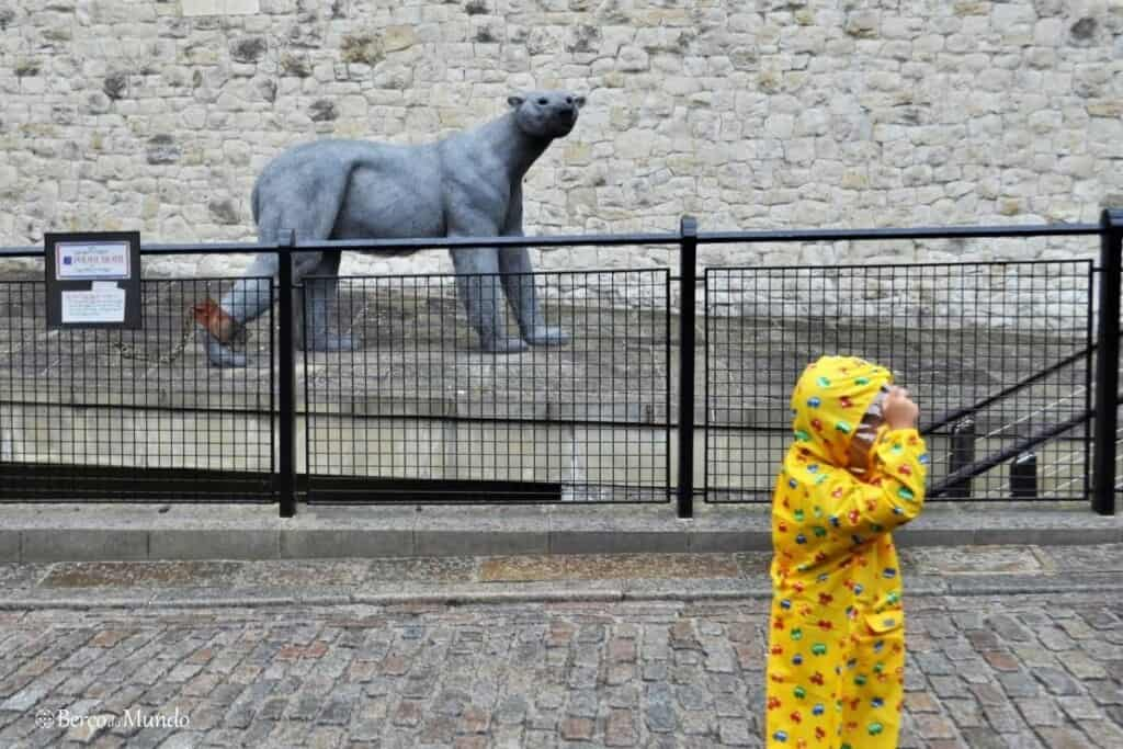 As feras da Torre de Londres