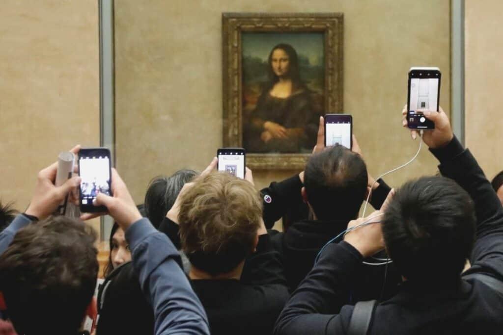 Mona Lina é uma obra-prima