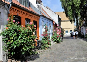 Aarhus na Dinamarca: a cidade dos sorrisos