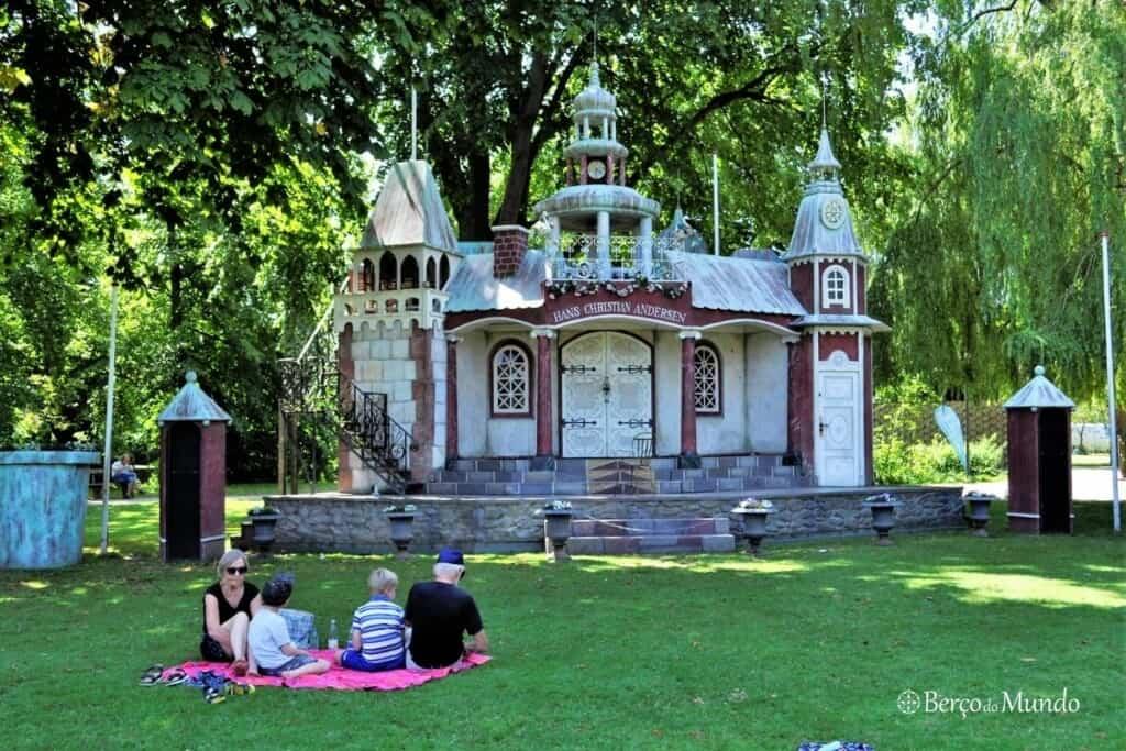 Fairytales Garden em Odense