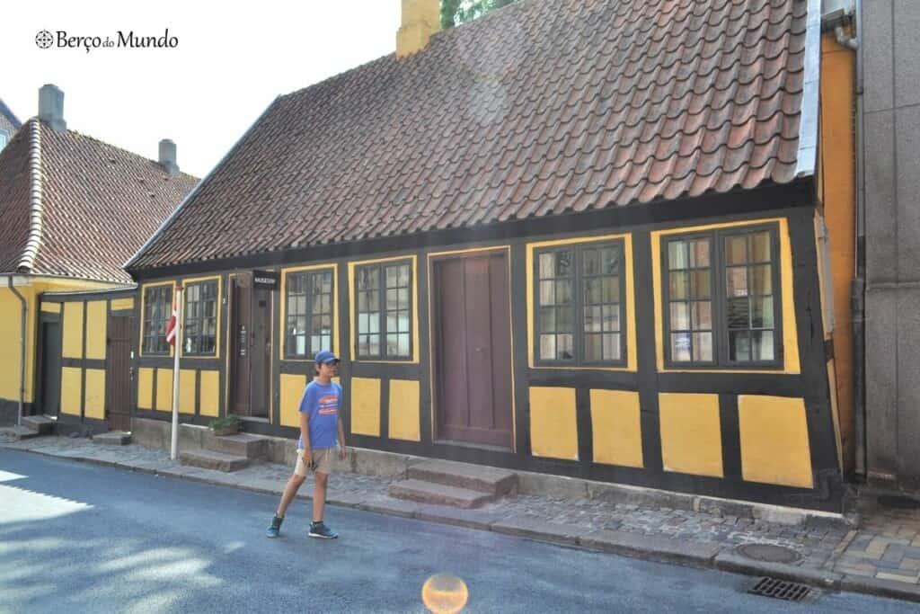 Casa infância HCA em Odense