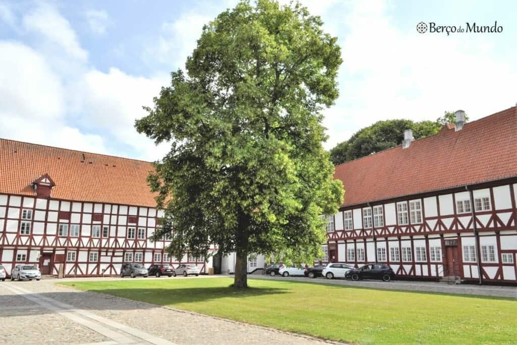 castelo de Aalborg, Dinamarca